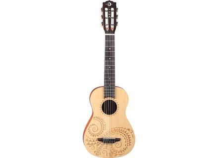 Luna Guitars Tattoo 6 String