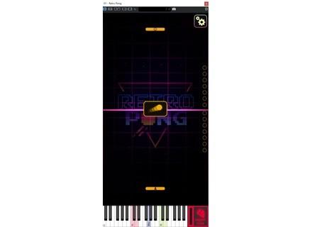 Lunatic Audio Retro Pong