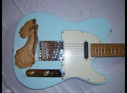 Luthier TELECASTER CUSTOM SHOP (luthier)