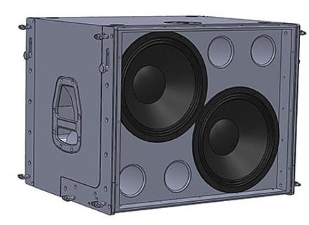 Lynx Pro Audio LX-212S