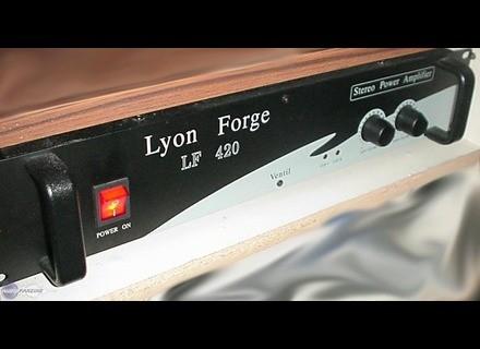 Lyon Forge LF 420