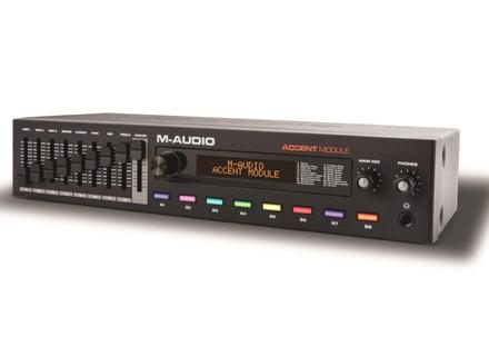 M-Audio Accent Module