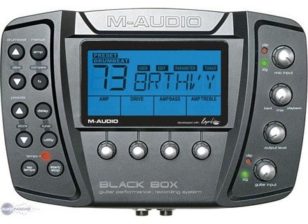 M-Audio Black Box