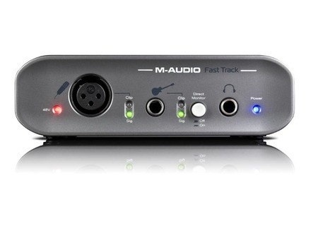 M-Audio Fast Track MKII