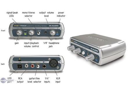 M-Audio Fast Track USB Windows 8 X64