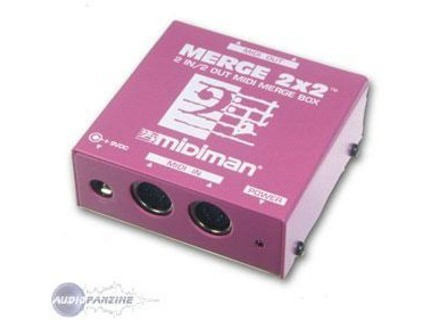 M-Audio Merge 2x2
