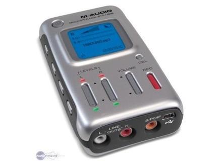 M-Audio MicroTrack