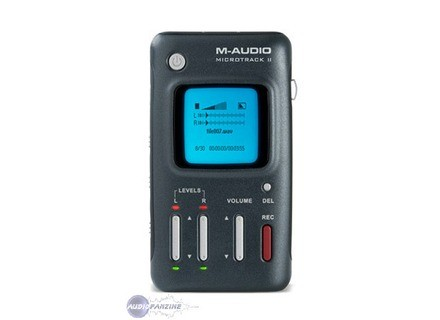 M-Audio MicroTrack II
