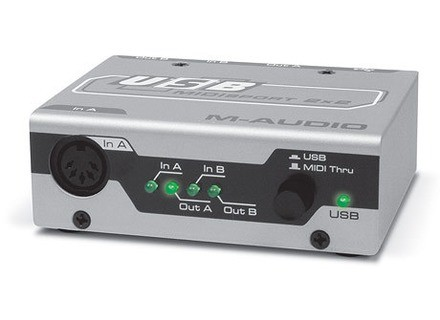 M-Audio MIDISPORT 2x2 USB Edition 2008