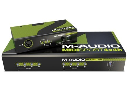 M-Audio Midisport