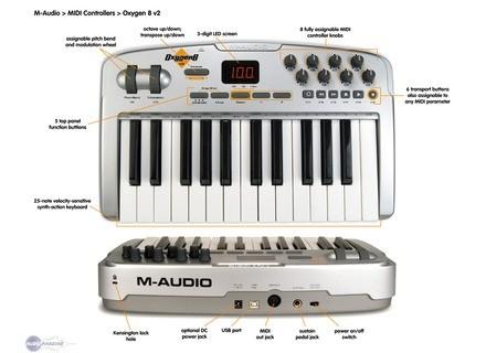 M-Audio Oxygen