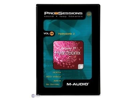 M-Audio ProSessions Vol. 08 — Hydrosonix Disc 2