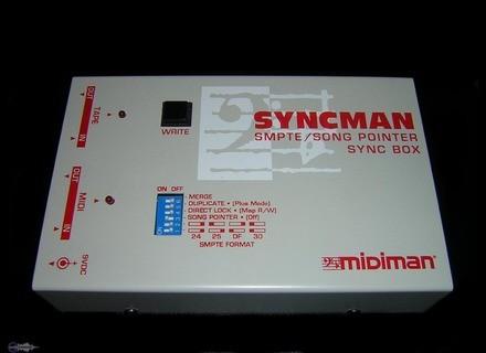 M-Audio SyncMan Plus