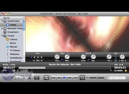 Machinecodex AudioCodex