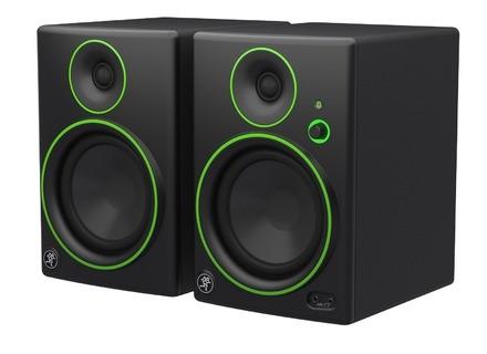 enceintes de monitoring actives avec bluetooth mackie cr4bt et cr5bt audiofanzine. Black Bedroom Furniture Sets. Home Design Ideas