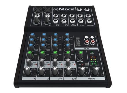 Mackie Mix