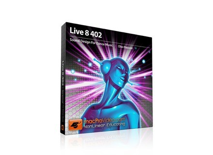 macProVideo Live 8 402: Designing Sounds for Dance Music