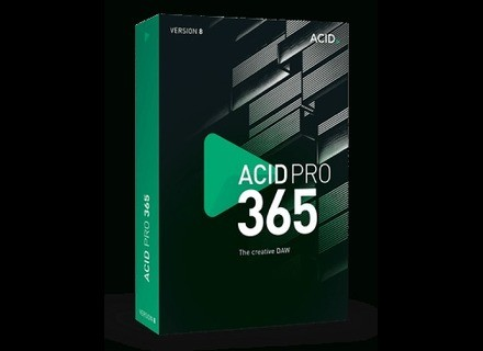 Forums Magix Acid Pro 365 - Audiofanzine