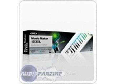 Magix Music Maker 15 XXL