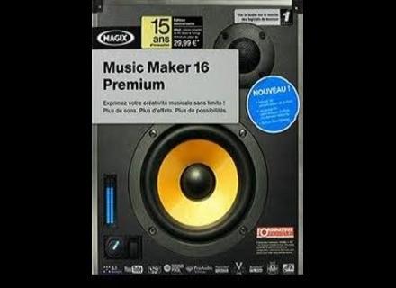 Magix Music Maker 16