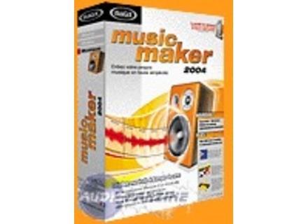 Magix Music Maker 2004