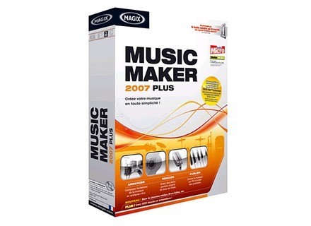Magix Music Maker 2007 XXL