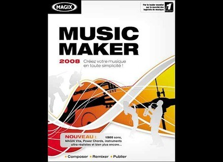 Magix Music Maker  2008