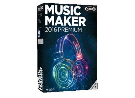 Magix Music Maker 2016 Premium