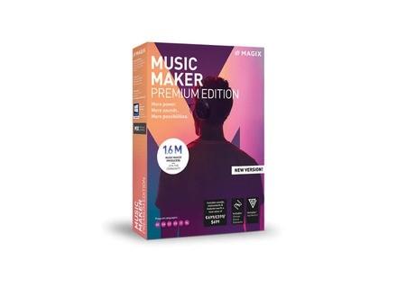 Magix Music Maker 2019 Premium Edition