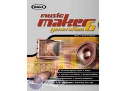 Magix Music Maker 6