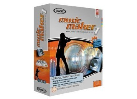 Magix Music Maker 7