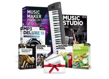 Magix Music Maker Control Edition (2018)