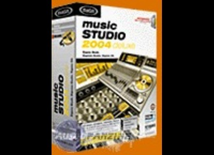 Magix Music Studio 2004 Deluxe