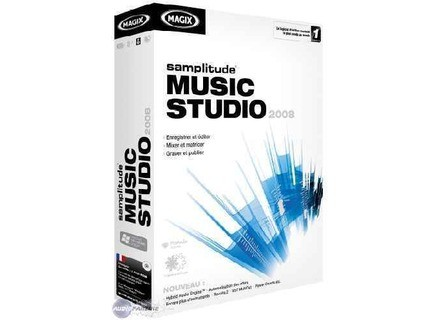 Magix Music Studio 2008