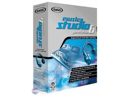 Magix Music Studio 6