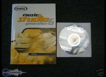 Magix Music Studio 6 Deluxe