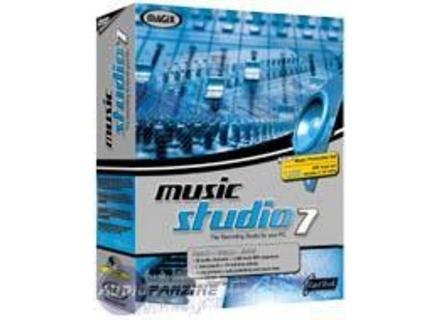 Magix Music Studio 7