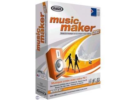Magix Musiker Maker 2003