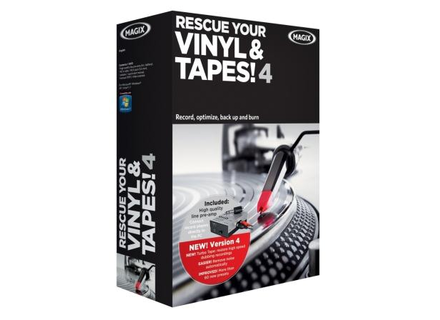Magix Rescue Your Vinyl & Tapes v4