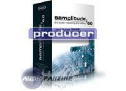 Magix Samplitude 6 Producer