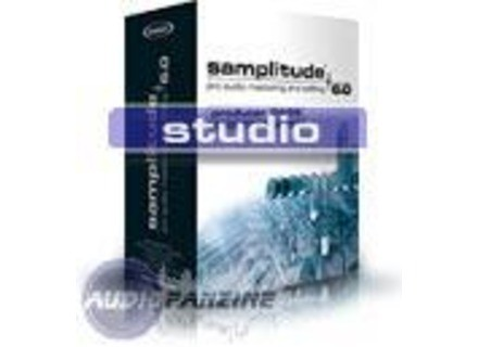 Magix Samplitude 6 Studio