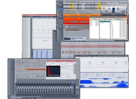 Magix Samplitude 8 Pro