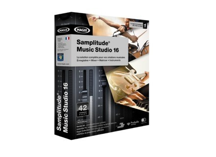 Magix Samplitude Music Studio 16