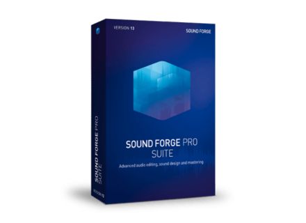 Magix Sound Forge Pro 13 Suite