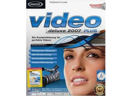 Magix Video Deluxe 2007 Plus