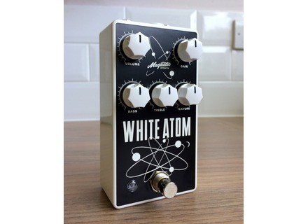 Magnetic Effects White Atom V3