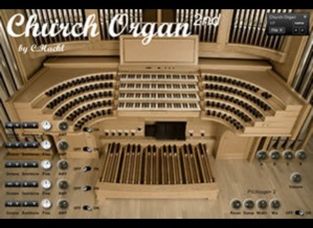 Mainstream Audio Church Organ 2nd