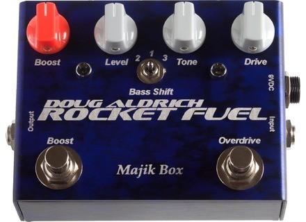 Majik Box Doug Aldrich Rocket Fuel 5th Anniversary LE