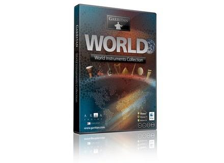 MakeMusic Garritan World Instruments collection