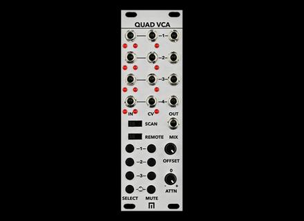 Malekko Quad VCA